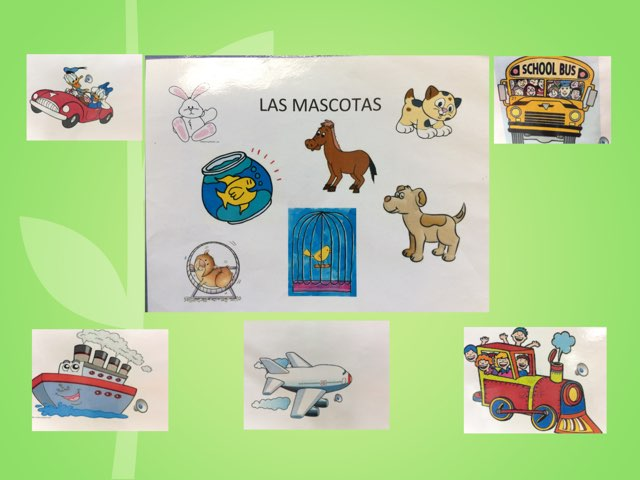 Las Mascotas by Jodi Craft