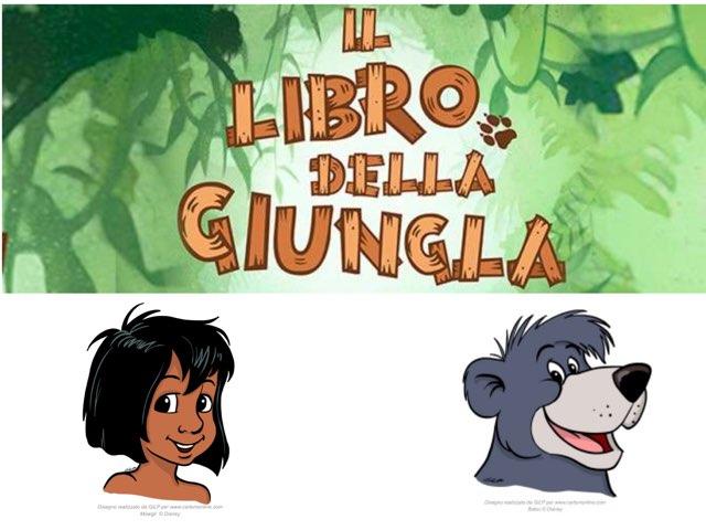 Il Libro Della Giungla  by Margherita Bilello