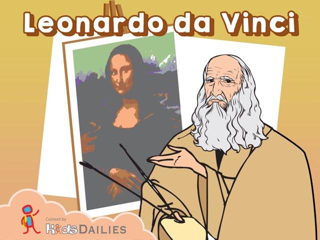Leonardo da Vinci by Kids Dailies