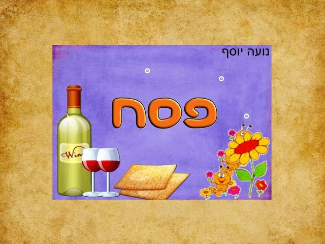 פסח by נועה יוסף