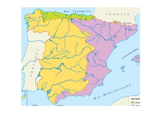 Rios de España by Jesus Olivas Toloba