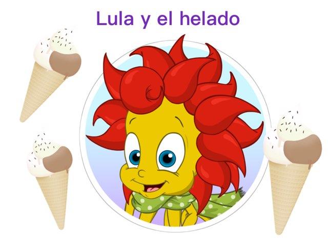 Lula Y El Helado by Elena Perea
