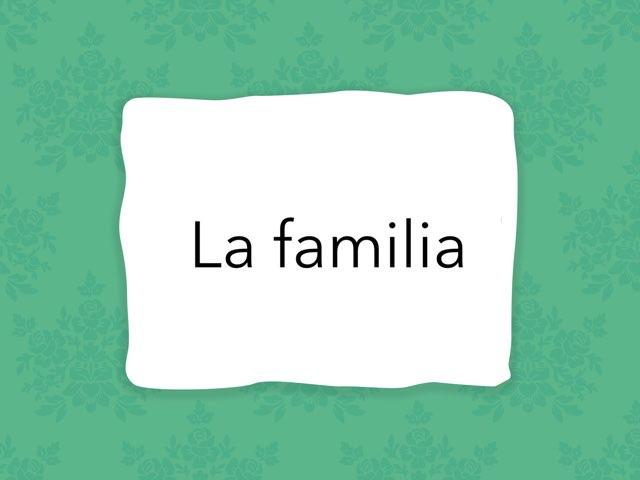 La Familia by Naomi Nye