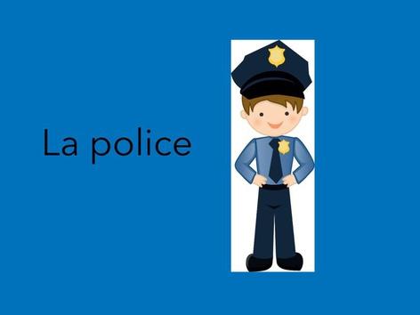 La Police by mathilde salden