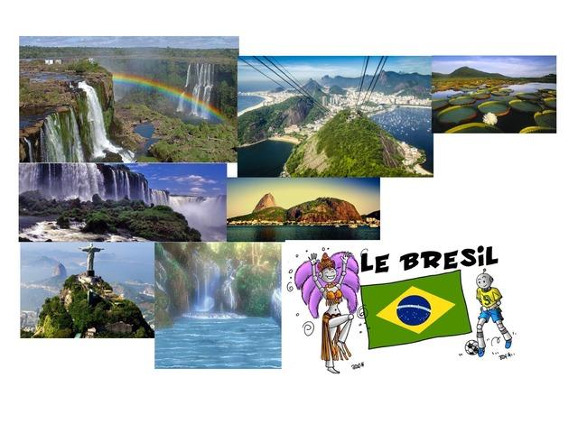 Brésil  by Lin