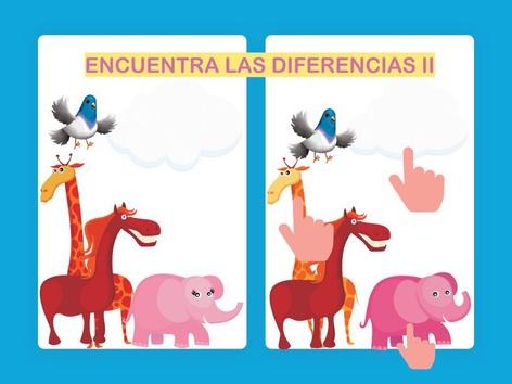 ENCUENTRA LAS DIFERENCIAS II. by Jose Sanchez Ureña
