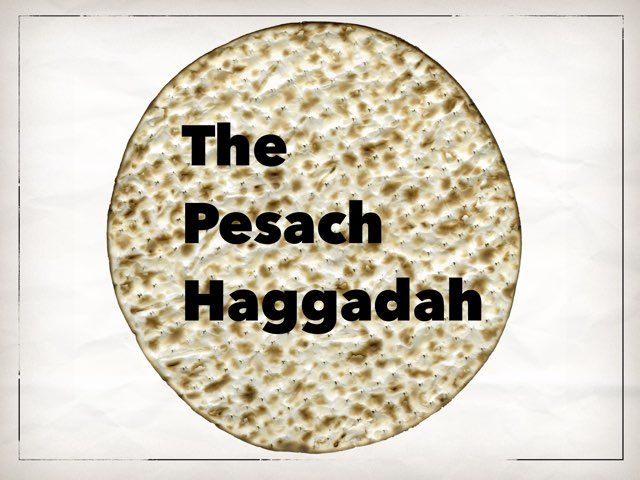 Pesach Haggadah  by Mr MM