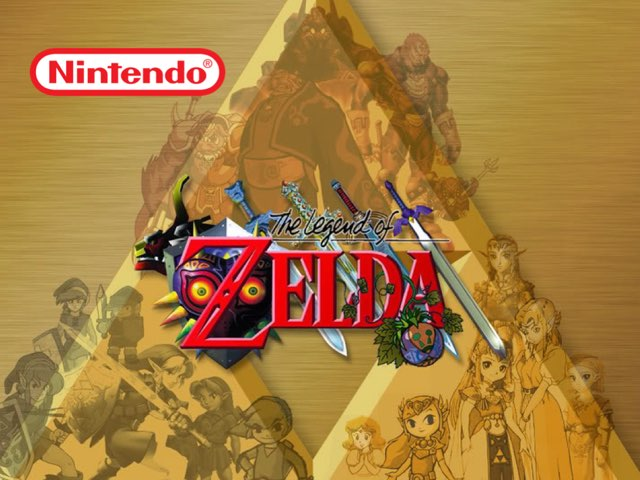 The Legend Of Zelda by Nintendo Inc.