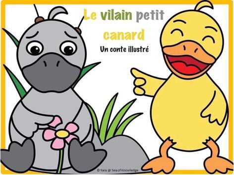 Le Vilain Petit Canard by Yara Habanbou