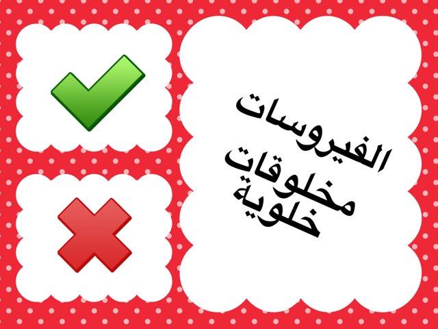عاشر الفيروسات by mariam yousef