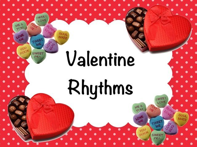 Valentine Rhythms  by A. DePasquale