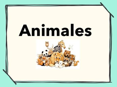Escribo Animales by Vale Vegas Huerta