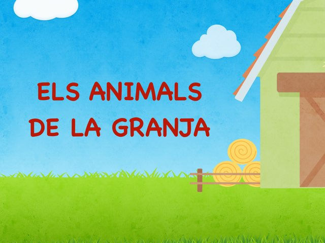 Els Animals De La Granja by Maria Pérez Caballero