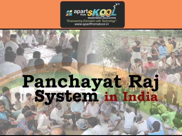 Panchayati Raj System by TinyTap creator