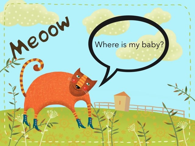 Where's My Baby? by Christine Seklecki