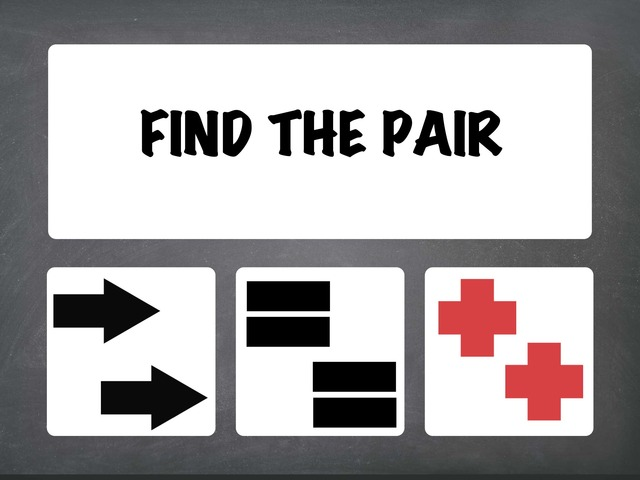Find The Pair by Hadi  Oyna