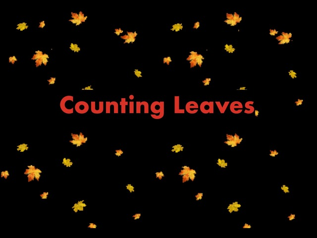 Counting Leaves (CVI) by Diana Fitzpatrick