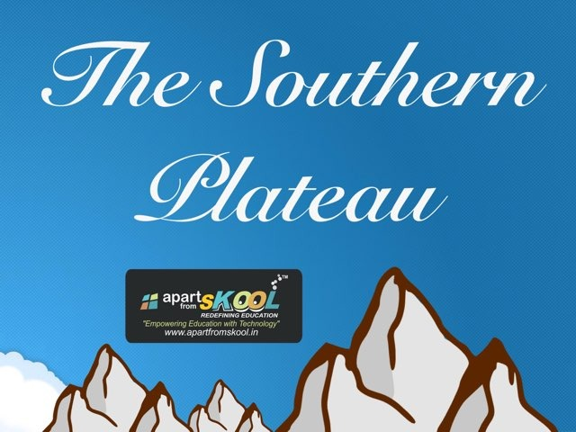 The Southern Plateau by TinyTap creator