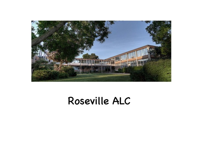 Roseville ALC  by Rebecca Jarvis