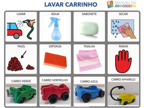 LAVAR CARRINHO PRANCHA - Manual Da Brincadeira by MIRYAM PELOSI
