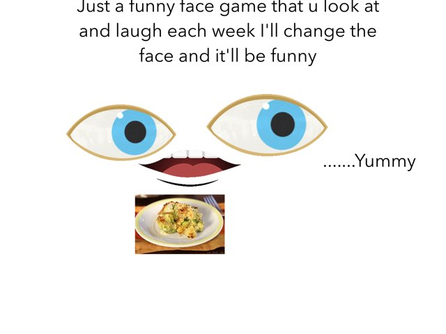Funny Face Game by RonaldOMG RonaldOMG