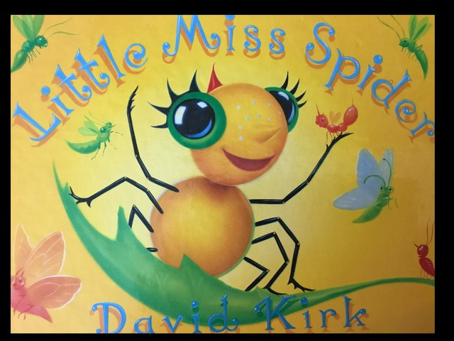 Little Miss Spider by Mary Dodds