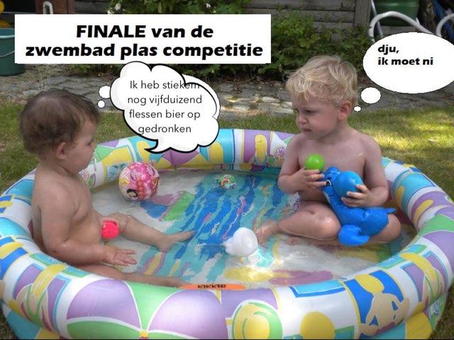 Spel Om Te Plassen by jayden Kelly