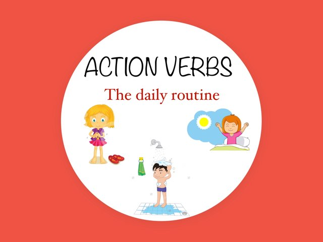 DAILY ROUTINE  by Laurence Micheletti