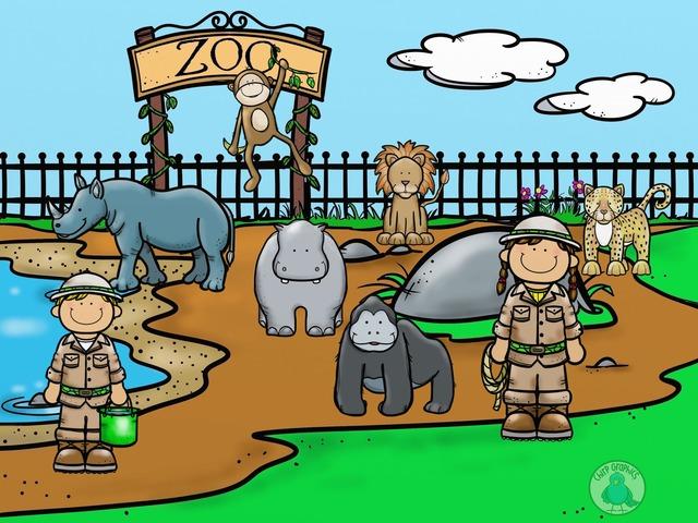 גן החיות 1 by Yifat Simcha