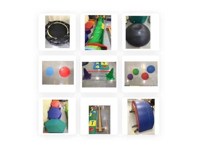 Obstacle Course 1 by Marina Tseytlin