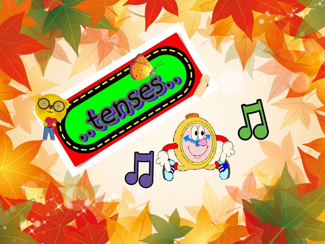 Tenses by Manish Kumar