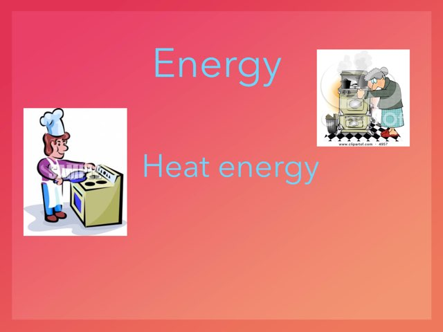 Heat Energy  by Agustin Torres