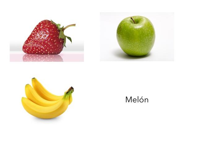 Frutas by Carolina López Villalta Noblejas