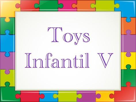 Toys Infantil V by Thais Baumgartner