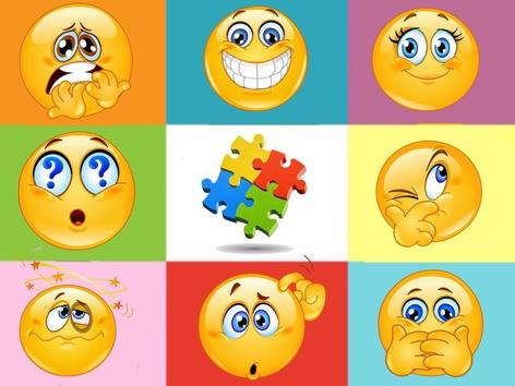 Emotions Puzzle by Liat Bitton-paz