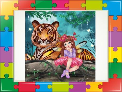 Fairy Puzzle  by Liat Bitton-paz