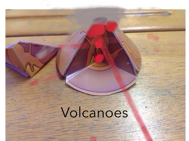 Volcano Eruption Sp by RGS Springfield