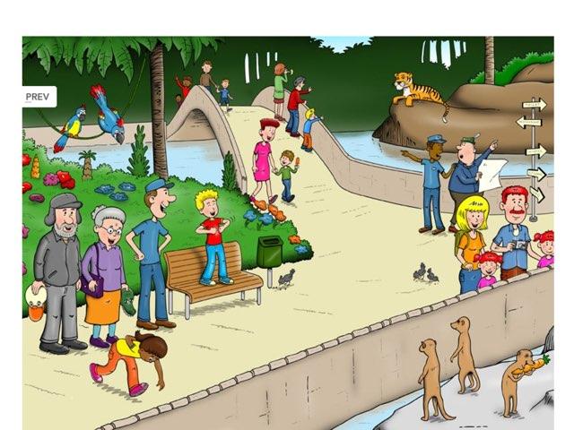 Wat is er allemaal in een dierentuin? by Dagmar Depuydt