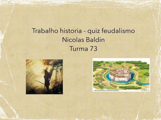 Nicolas Baldin  T:73 by Rede Caminho do Saber