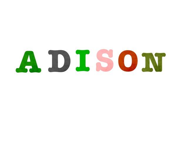 Adison by Lynda Poole
