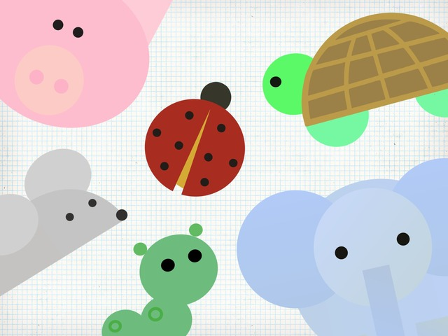 Animal Shapes by Tiny Tap