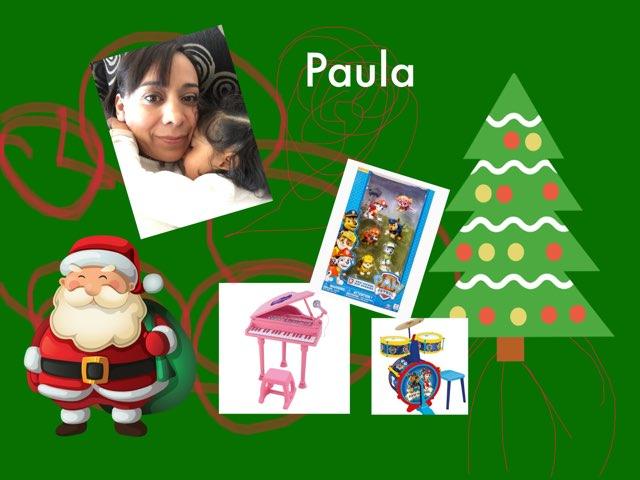 Carta Reyes Paula2 by María Fernanda
