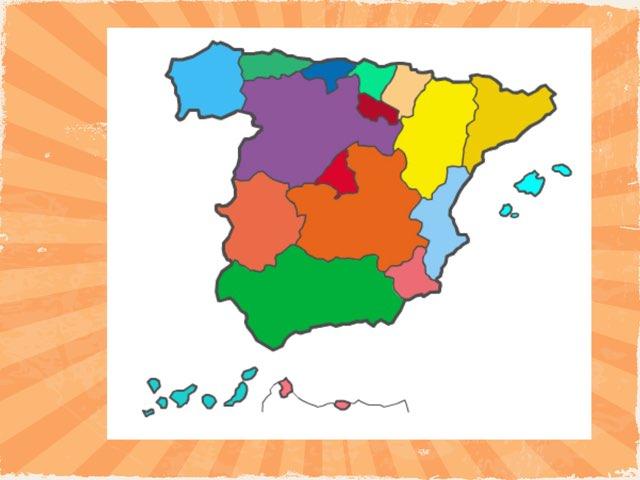 Cumunidades de España by Macarena Quintana