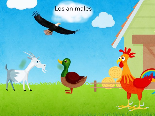 Animals Spanish by Rob Bentley