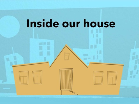 Inside Our House by Gui Verissimo