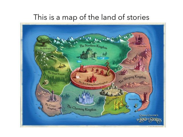 Kinlee Land Of Stories by Mr Torrey