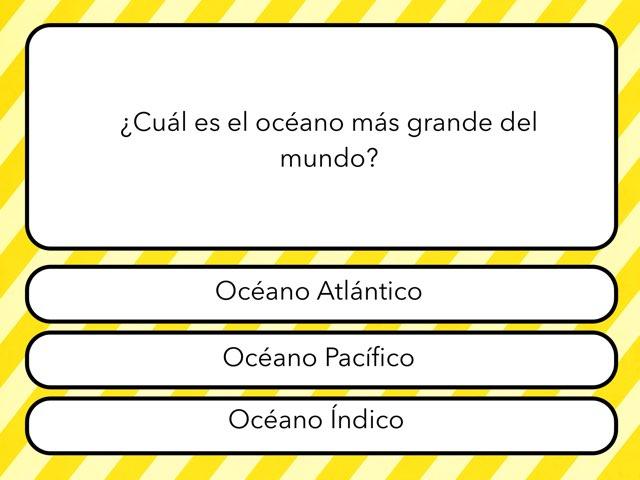 Océano Más Grande Del Mundo by Aurelio Solana Jr.