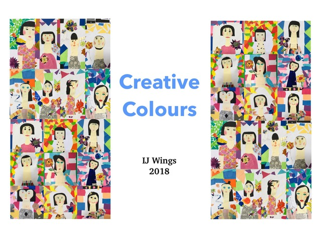 Creative Colours by Moses Sia