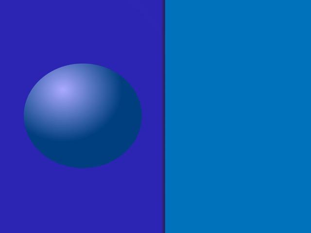 認識藍色 by sy tse