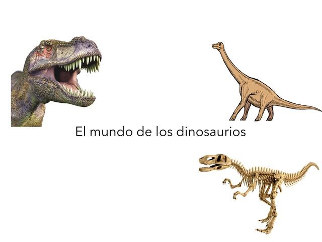 Los Dinosaurios  by Elida Arce Robles